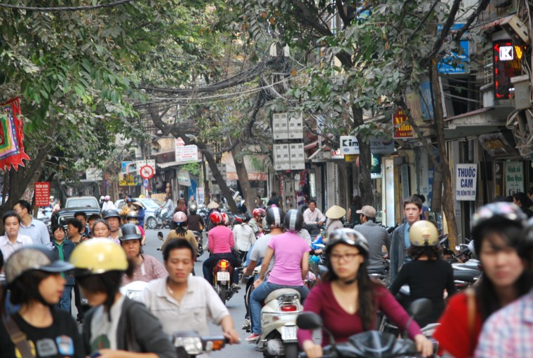 old quarter of hanoi hanoi tourist attractions hanoi tourist information things to do in hanoi hang bac t