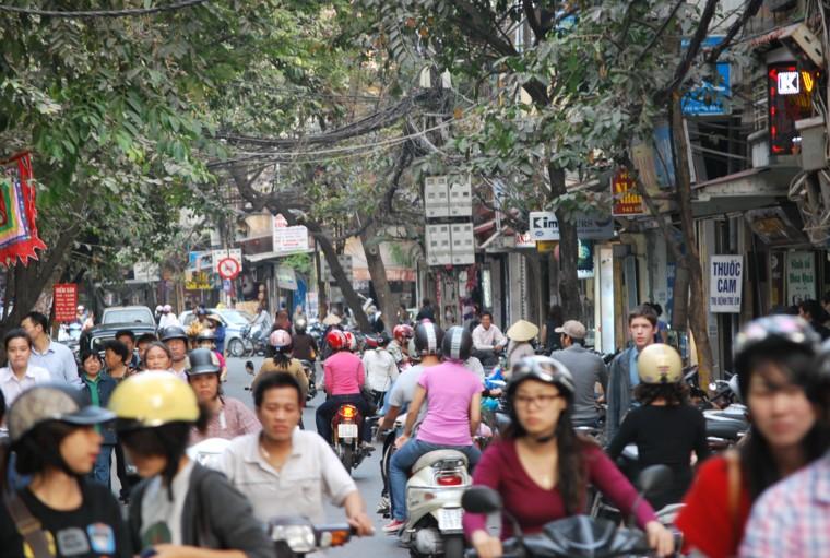 old quarter of hanoi hanoi tourist attractions hanoi tourist information things to do in hanoi hang bac t
