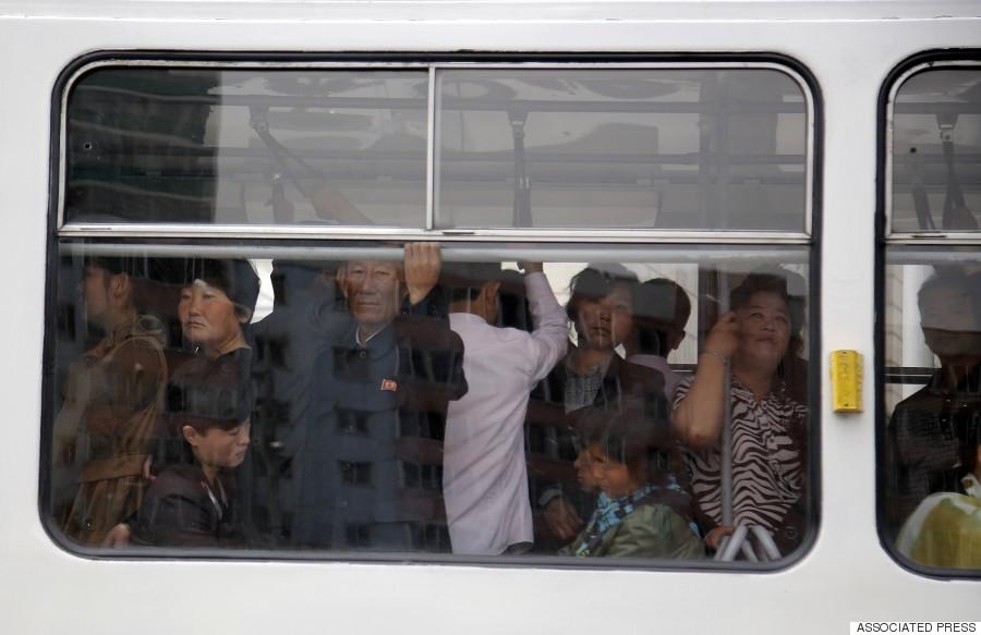 public transport Pyong yang