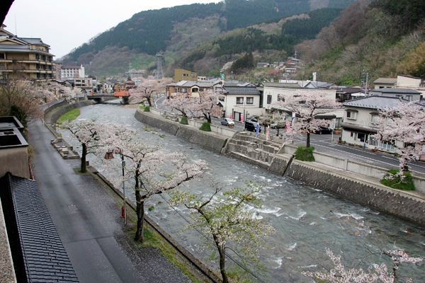 serene streams Yamagata Japan