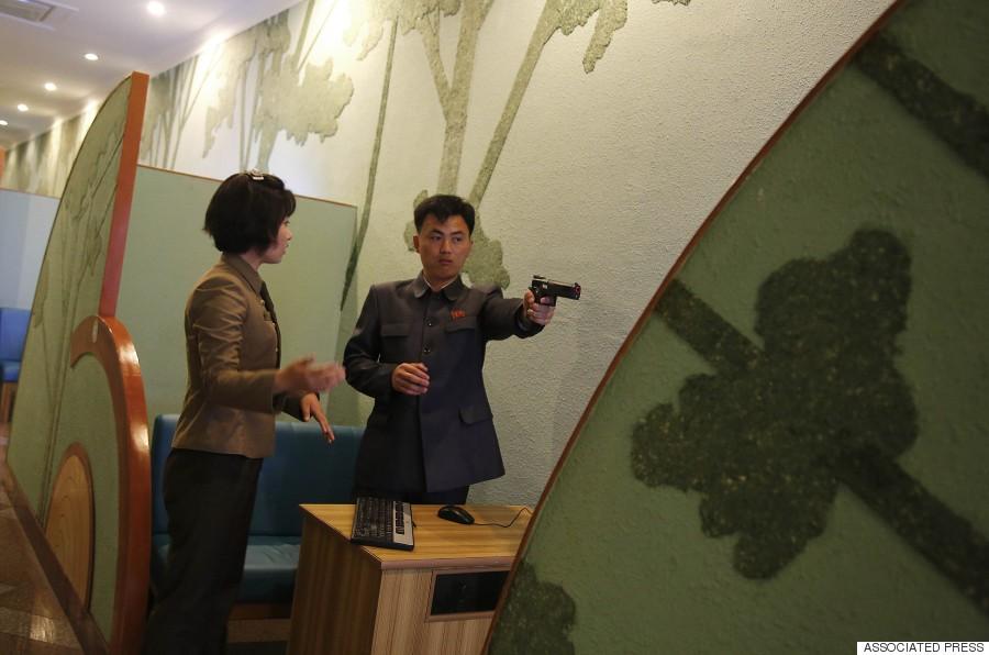 shooting arcad pyong yang