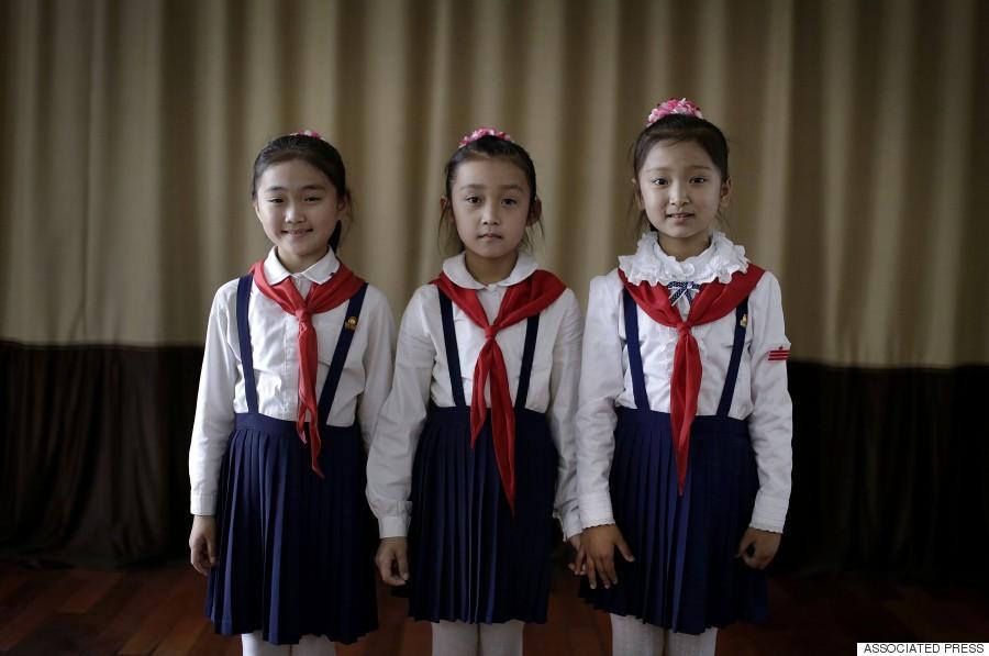 singer dream Pyong yang