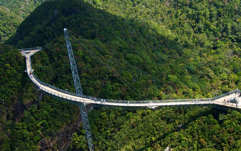 Skybridge. Source: langkawi-info.com.