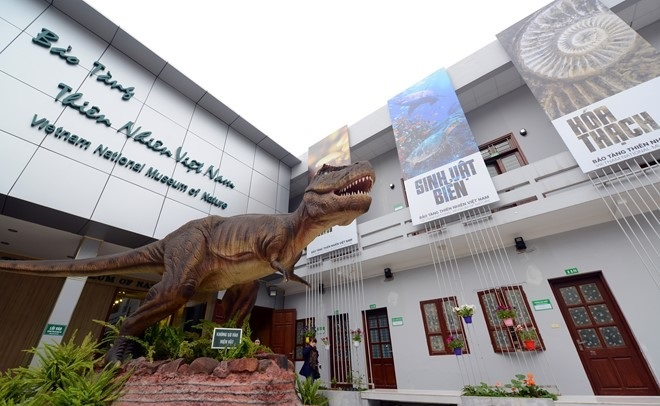 the national museum of nature in vietnam