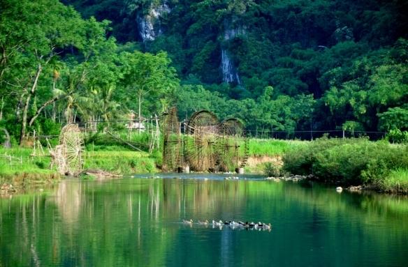 village by riverside sapa