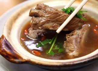 bak kut teh singapore where to eat