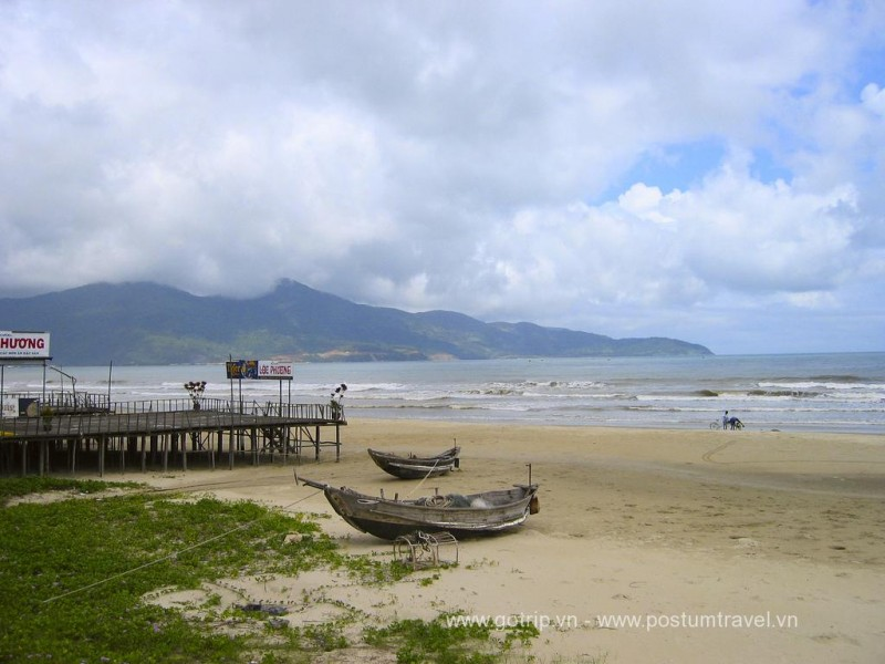 bac my an beach da nang