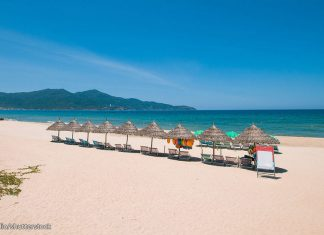 beach danang