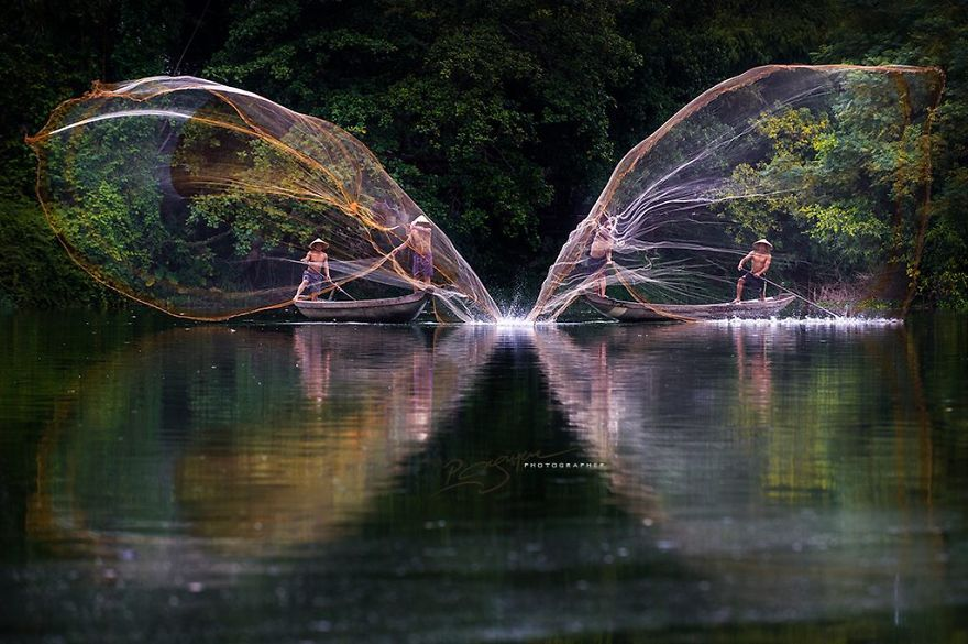 17 captivating pictures of vietnam by Nguyen Vu Phuoc 1