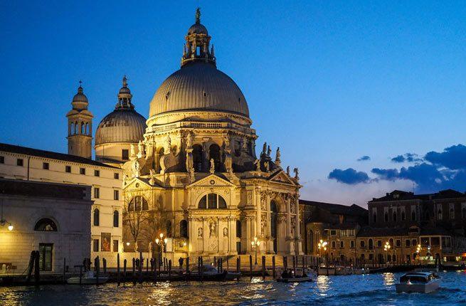 Santa Maria della Salute by GeorgeDement