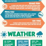 An inforgraphic guide to tourism in Laos