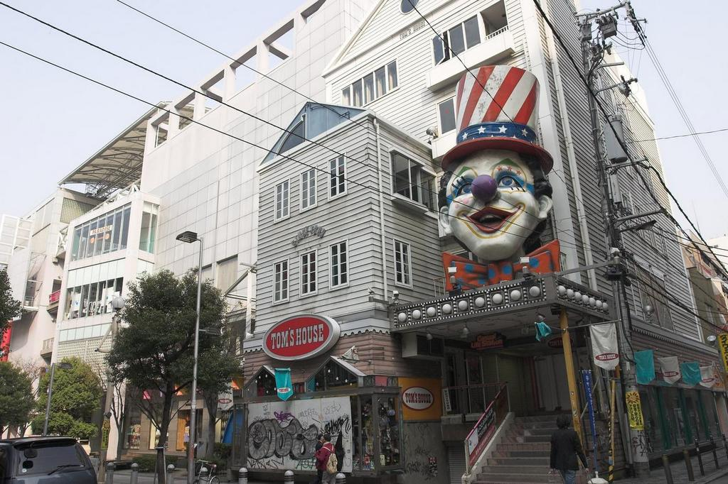 Amerikamura bringing a younger feel to visitors to Osaka Photo: muylejano