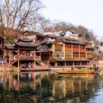 Visiting Fenghuang Ancient Town — Charm of the ancient town in China