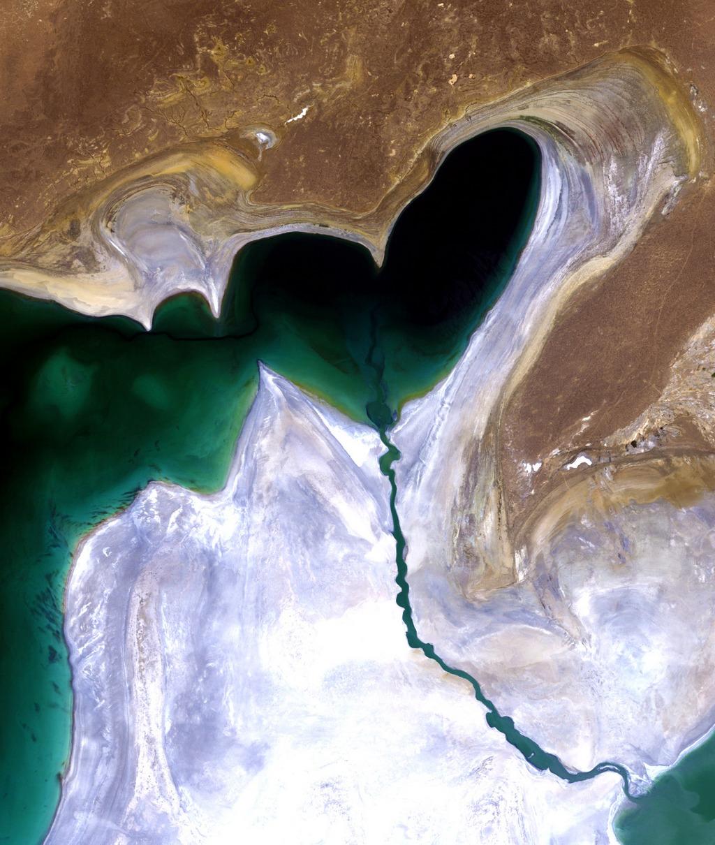 Aral Sea, Kazakhstan - en.wikipedia.org