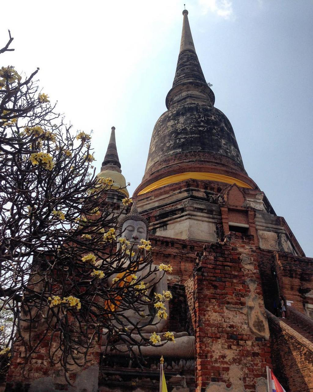 Ayutthaya thai history buddha old temples travel tip tourist attractions where to go