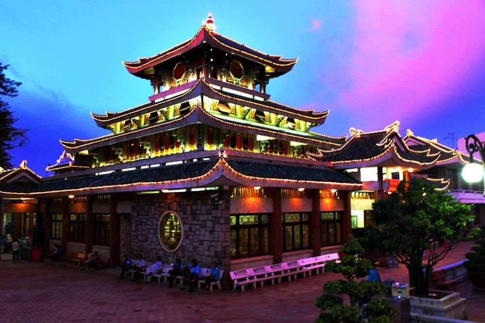 Lady Xu temple an giang destination travel guide tourist attraction