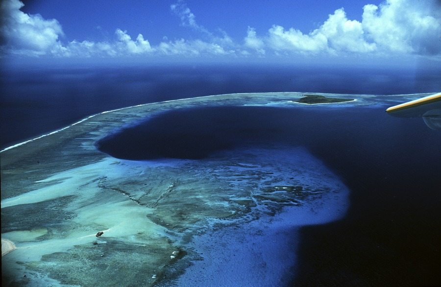 8. Bikini Atoll, The Marshall Islands