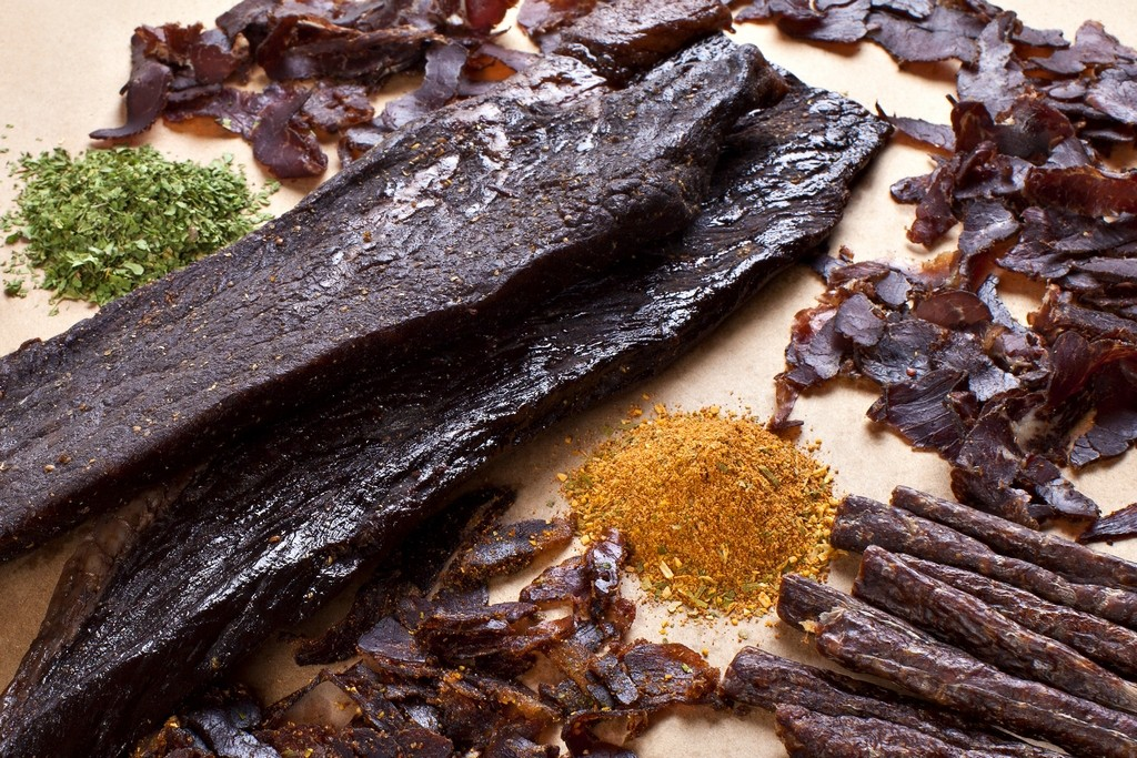 The ingredients to make biltong Photo: spice4life