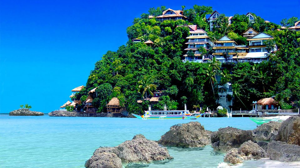 Boracay is a small island yet it is in the top 10 most beautiful beaches in Asia Photo: cebupacific