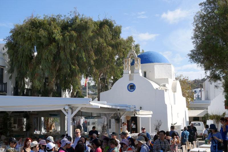 Catholic church of mykonos-greece travel tips