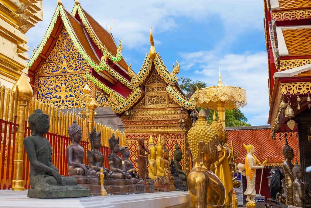 Chiang-Mai-Temples-Thailand Wat Phra Singh