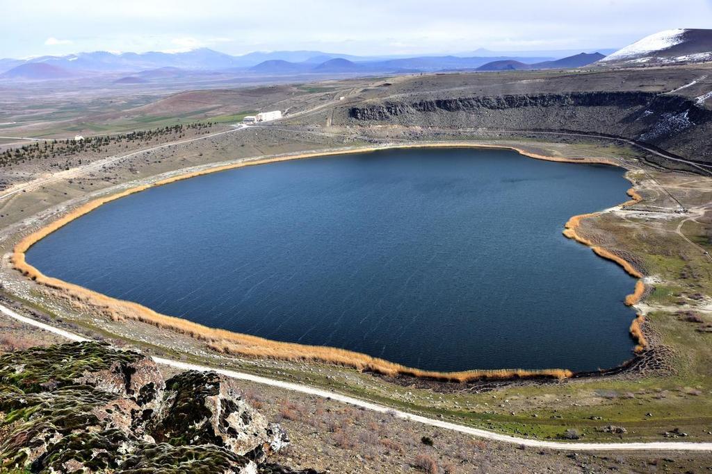 Crater Lake (Narlı Göl ), Turkey - myasiatravel.com