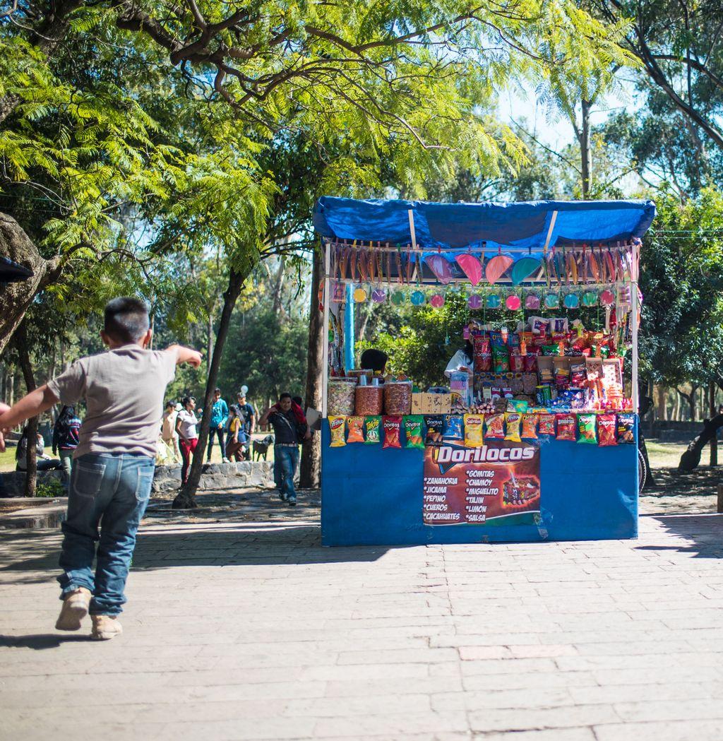 Dorilocos food cart in Mexico Photo: cdn1.vox-cdn