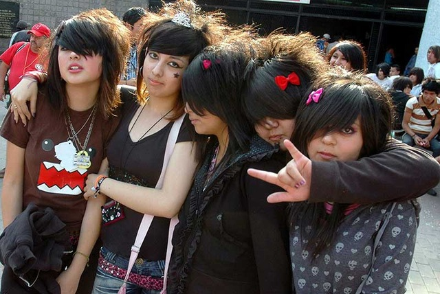 Emo style banned in Russia