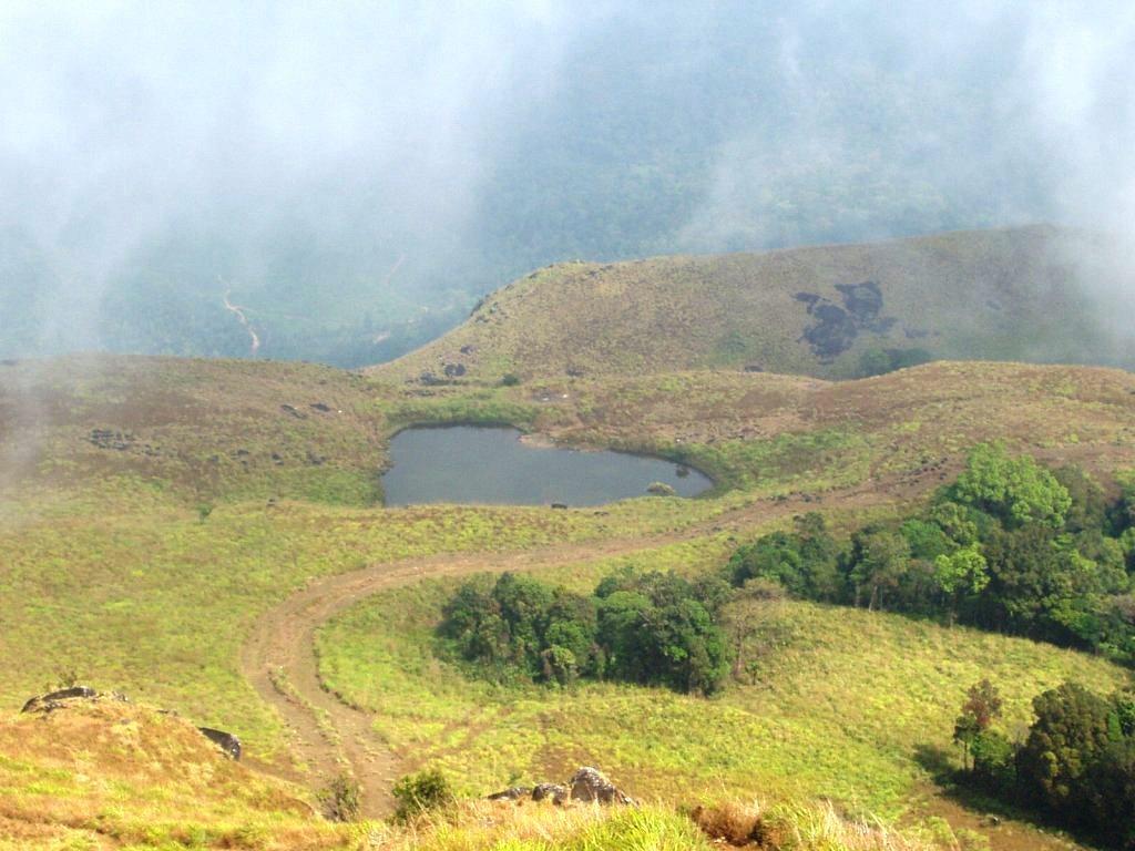 Eros Lake , India - en.wikipedia.org