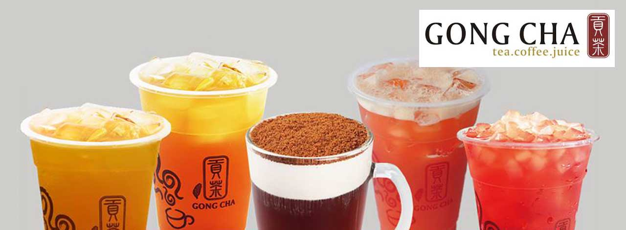 The cool and countless unique delicious flavors makes Gong Cha become popular milk tea brand in Singapore _ Source: www.musicmuseum.com