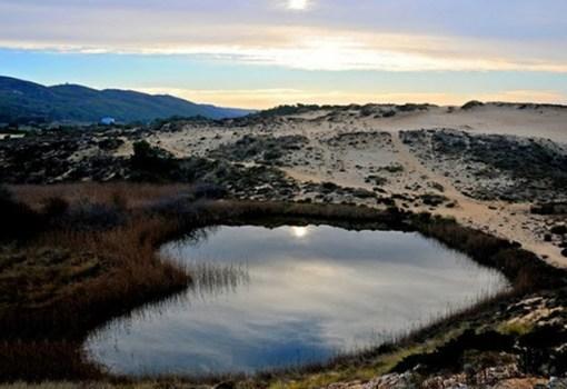 Heart-Shaped Lake, Portugal - httpworldtoptop.com