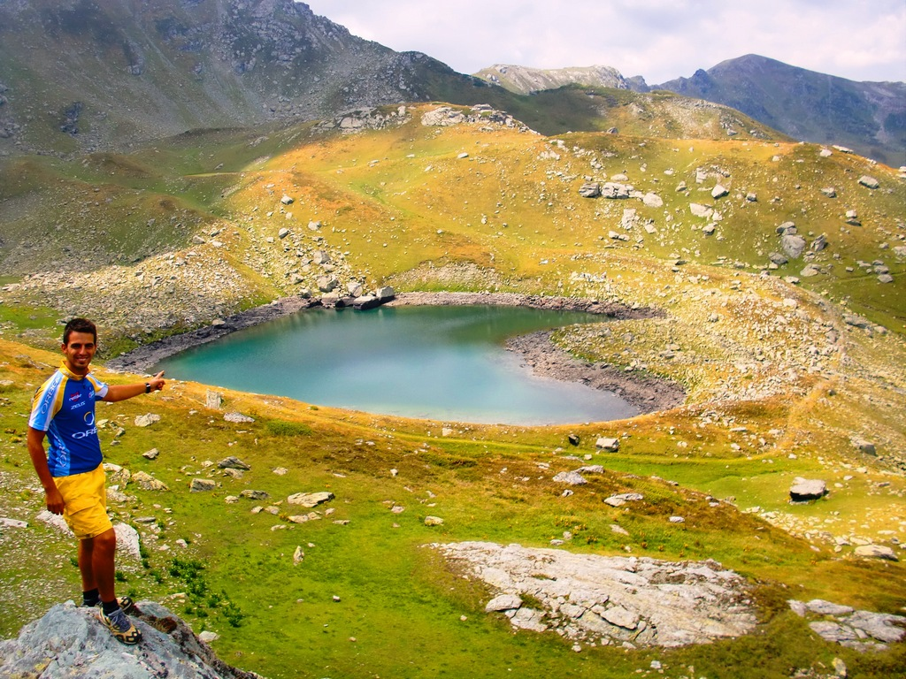 Heart-shaped Lake, Albania - httpworldtoptop.com