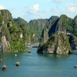 10+ photos show the beauty of Halong Bay from above