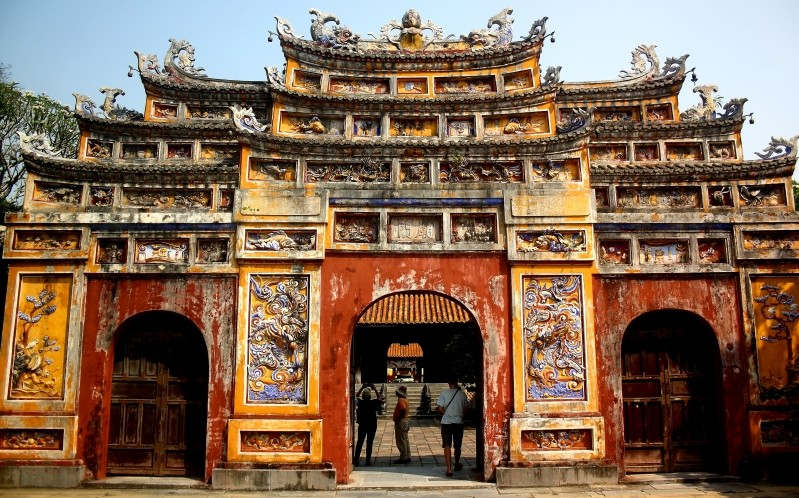 Hue Forbidden Purple City Vietnam Maps Address Opening Hours Guide Hue Tourist Attractions 1 Living Nomads Travel Tips Guides News Information