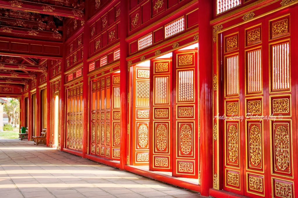Imperial Enclosure hue vietnam imperial citadel vietnam maps address opening hours guide hue tourist attractions