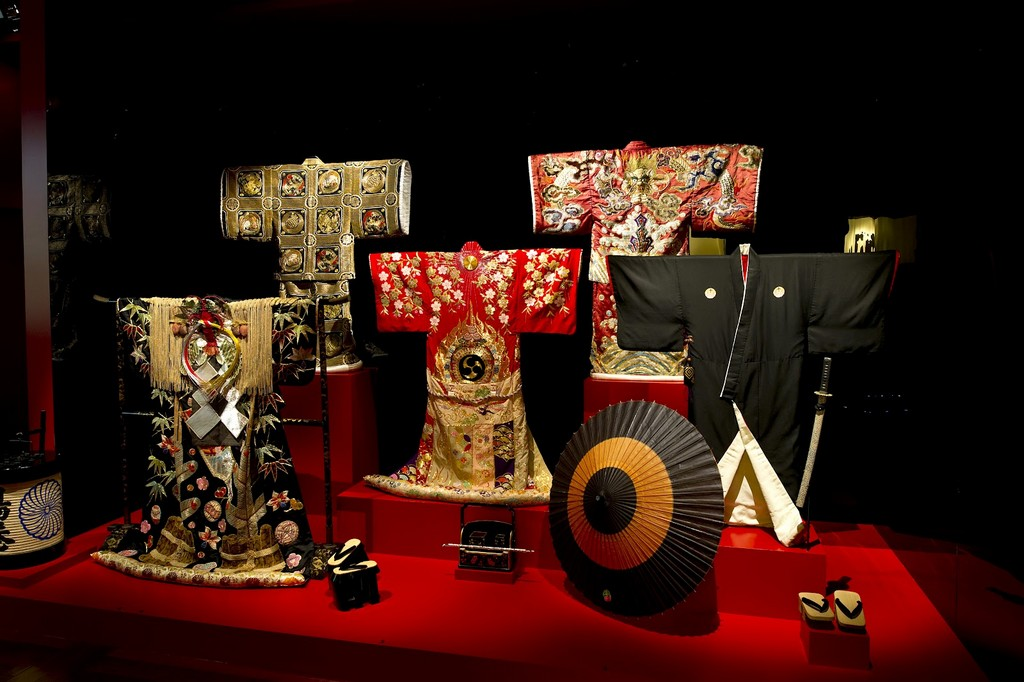 Kabuki costumes Photo: blogspot