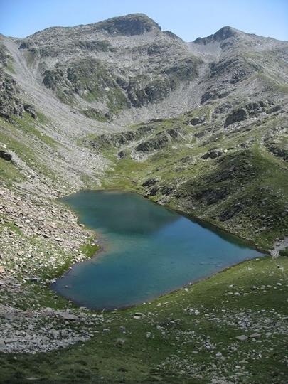 Lagh del Calvaresc (Lago del Cuore), Switzerland - httpworldtoptop.com