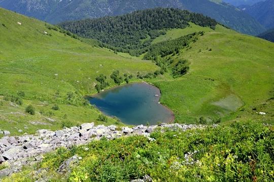 Lake of Love, Russia - httpworldtoptop.com