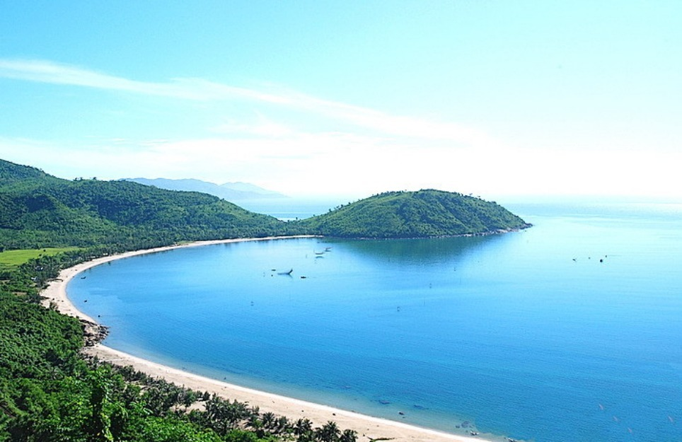 The overview of Cu Lao Cham (Cham Island) - Hoi An Photo: timeoutvietnam.vn