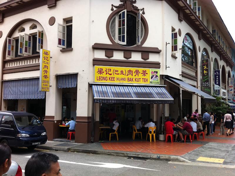 Leong Kee Klang Bak Kut Teh singapore