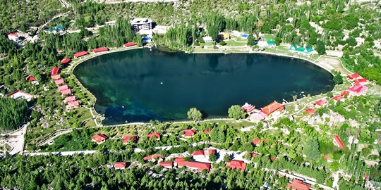 Lower Kachura Lake, Pakistan - httpworldtoptop.com
