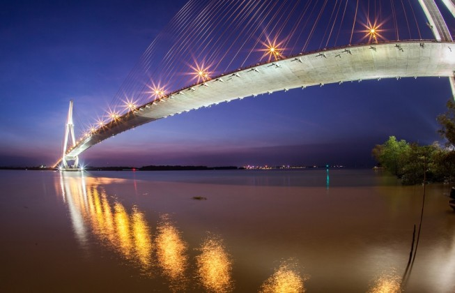 Can Tho bridge. Photo: vnexpress.net