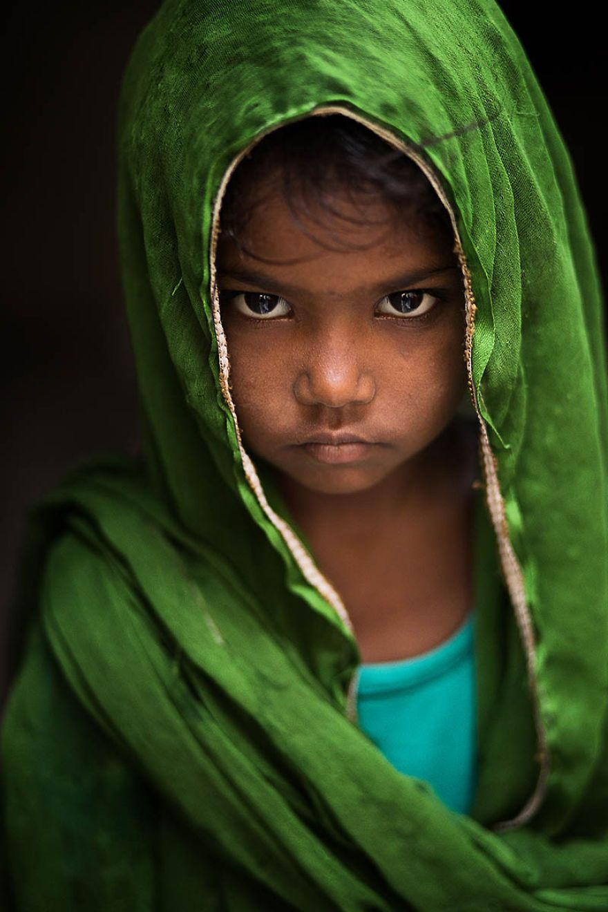 Met in Varanasi (India) eyes-are-windows-of-the-souls