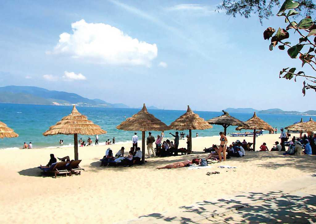 best beaches in da nang