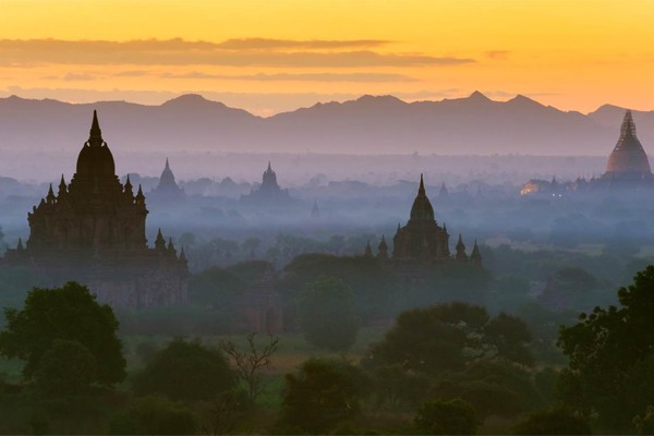 Myanmar pilgrimage site guide - Bagan 2