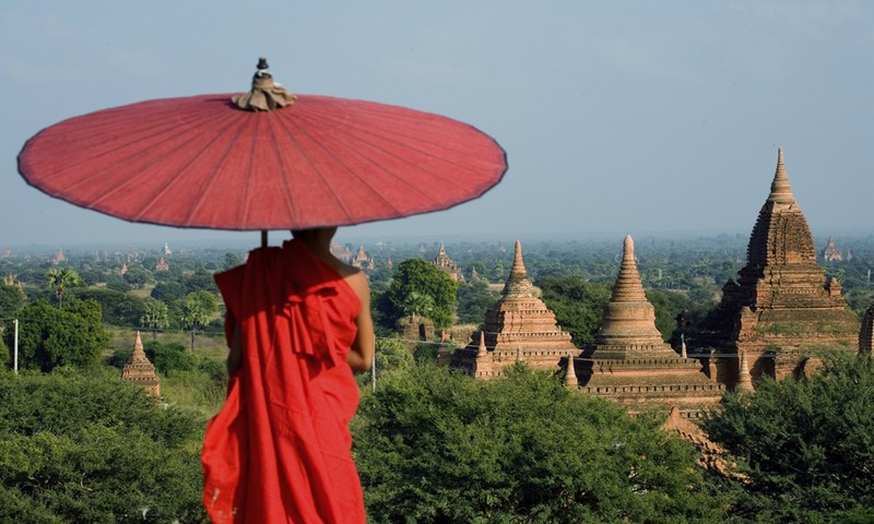 Myanmar pilgrimage site guide - Bagan 3