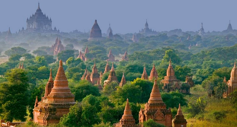 Myanmar pilgrimage site guide - Bagan