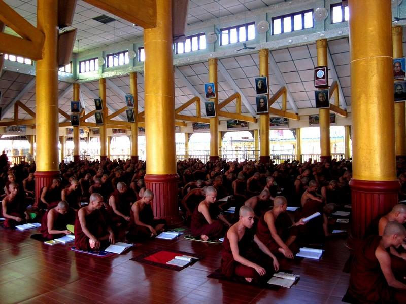 Myanmar pilgrimage site guide - Bago monastery