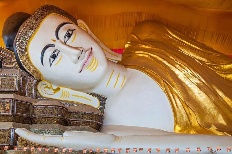 Myanmar pilgrimage site guide - Bago