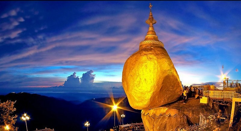 Myanmar pilgrimage site guide - Kyaiktiyo 3